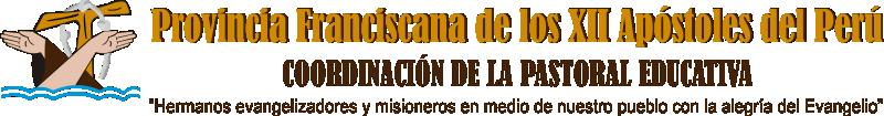 Pastoral Educativa – Correo: pastoraleducativa@12ape.org / japumaythab@hotmail.com